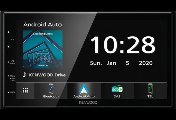 Multimedia • DMX5020DABS Features • KENWOOD Europe