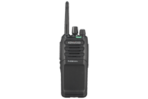TK-3701DE - Compact PMR446/dPMR446 Digital/FM Portable Radio (EU use)