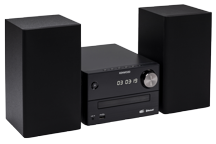 M-420DAB - Sistema Micro Hi-Fi con CD, USB, DAB+ e streaming audio Bluetooth
