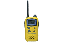 UBZ-LJ8 YE - Ricetrasmettitore 446 - FM Consumer (Giallo)