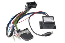CAW-MB1080 - Original steeringwheel remote interface with wiring harness