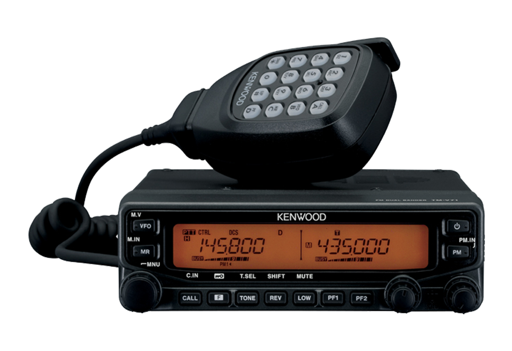 Mobiles Tm V71e Accessories Kenwood Comms