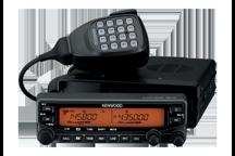 TM-V71E - Transceptor móvel de FM VHF/UHF com a função EchoLink