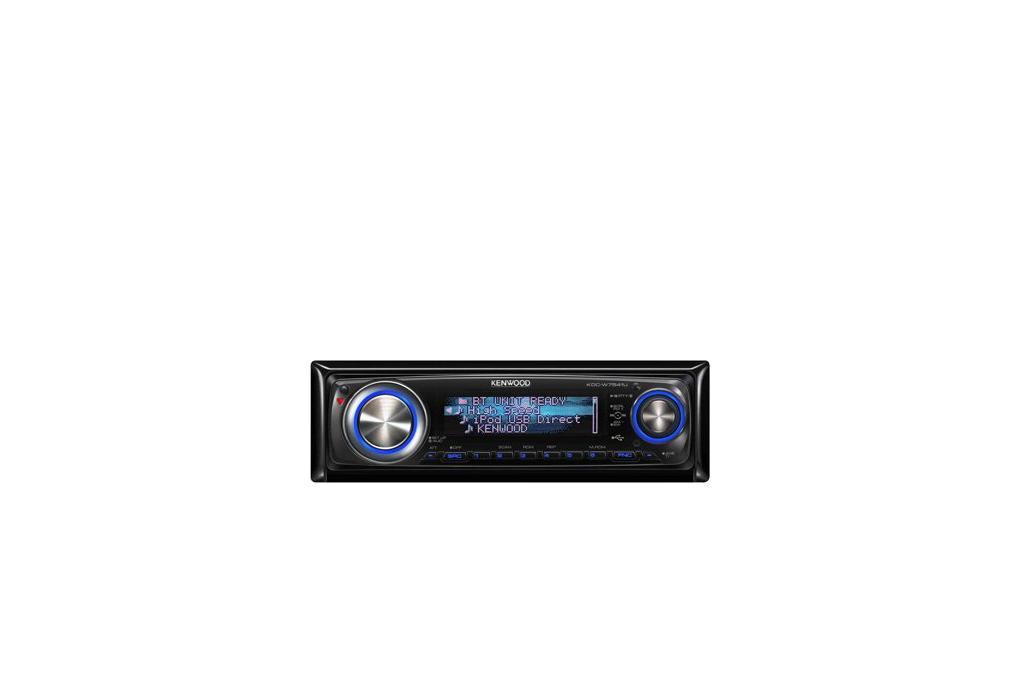 KDC-W7541U