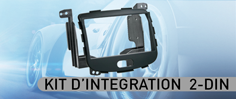 solutions d'integration double DIN