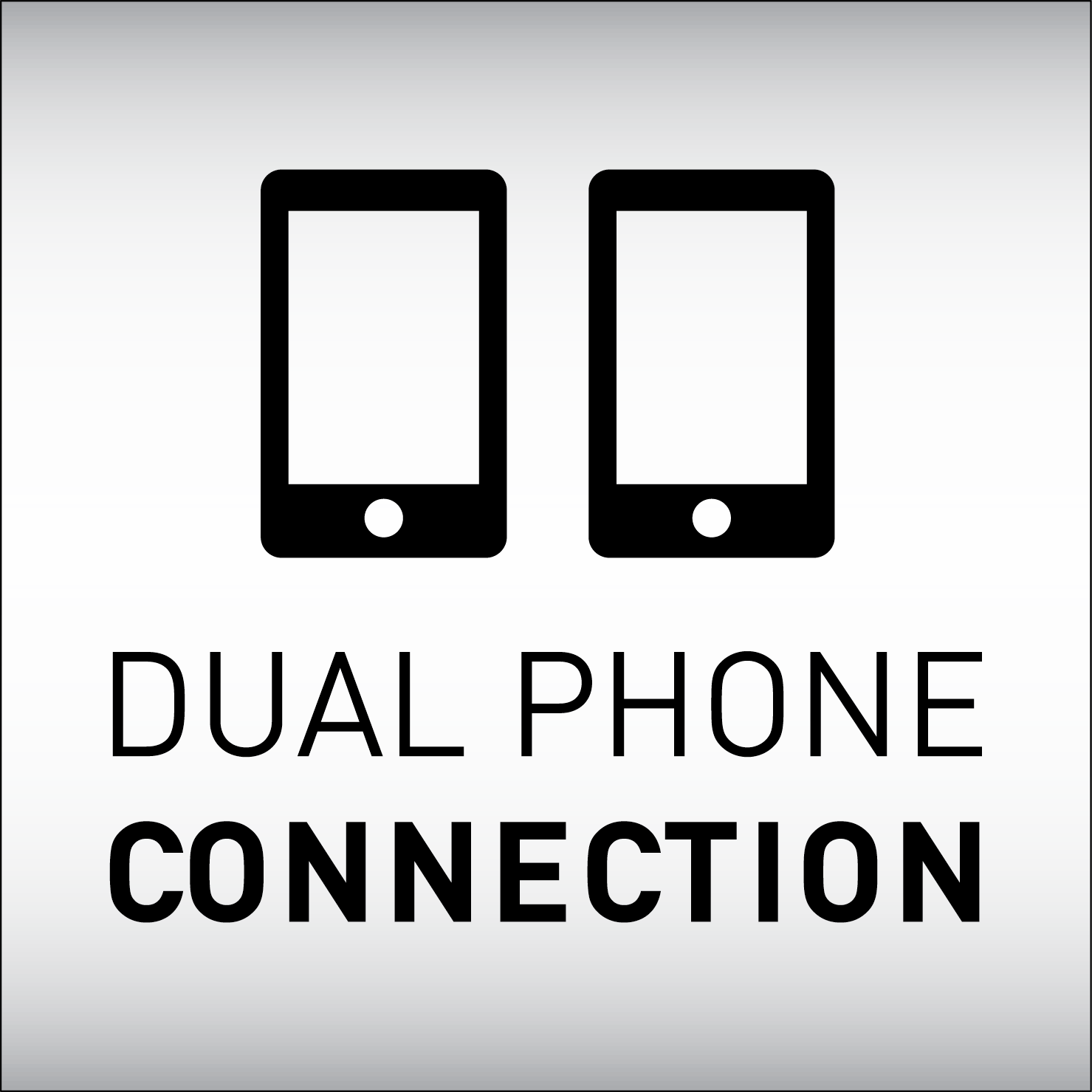 Dual Phone Connection
