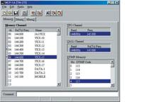 MCP-1A - Programmiersoftware (TM-271E/TH-K2) - Windows