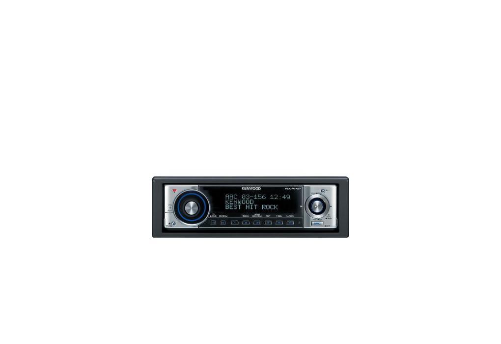 KDC-W707Y