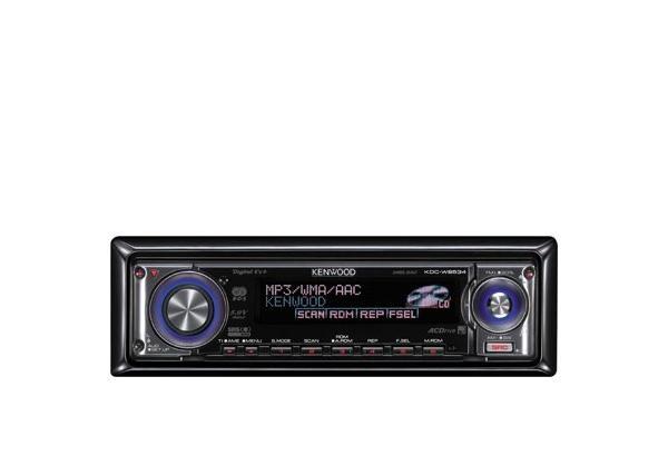 KDC-W8534Y