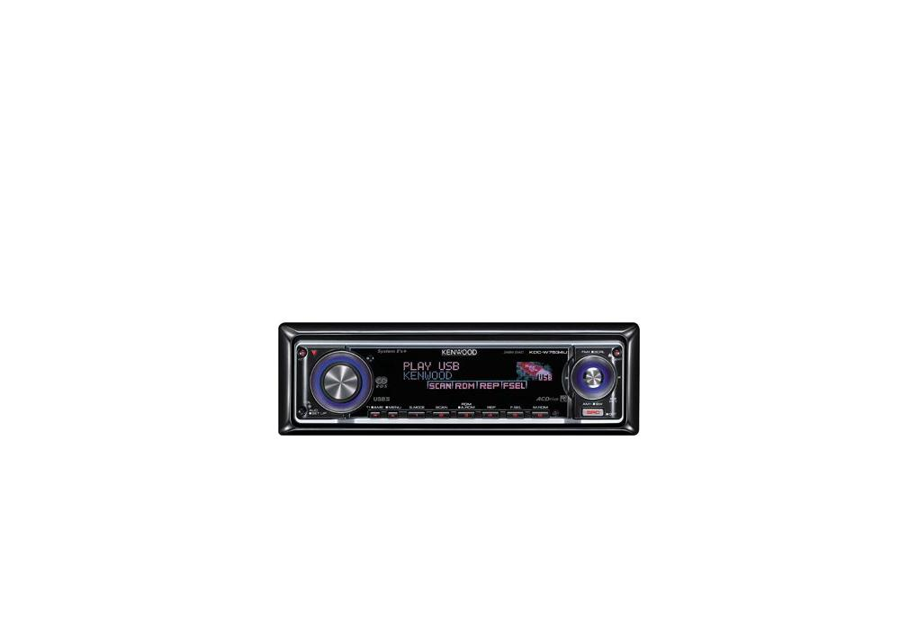 KDC-W7534UY