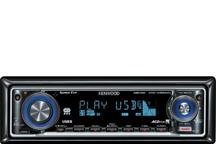 KDC-W6534UY - USB-AAC/WMA/MP3/CD-Receiver with Changer Control