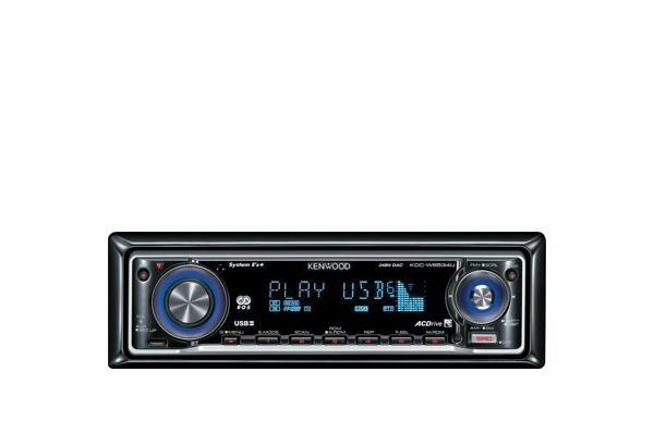 KDC-W6534UY