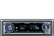 KDC-W5534UY - USB-WMA/MP3/CD-Receiver with Changer Control
