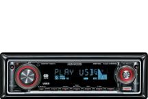 KDC-W534UGY - USB-WMA/MP3/CD-Receiver with RDS