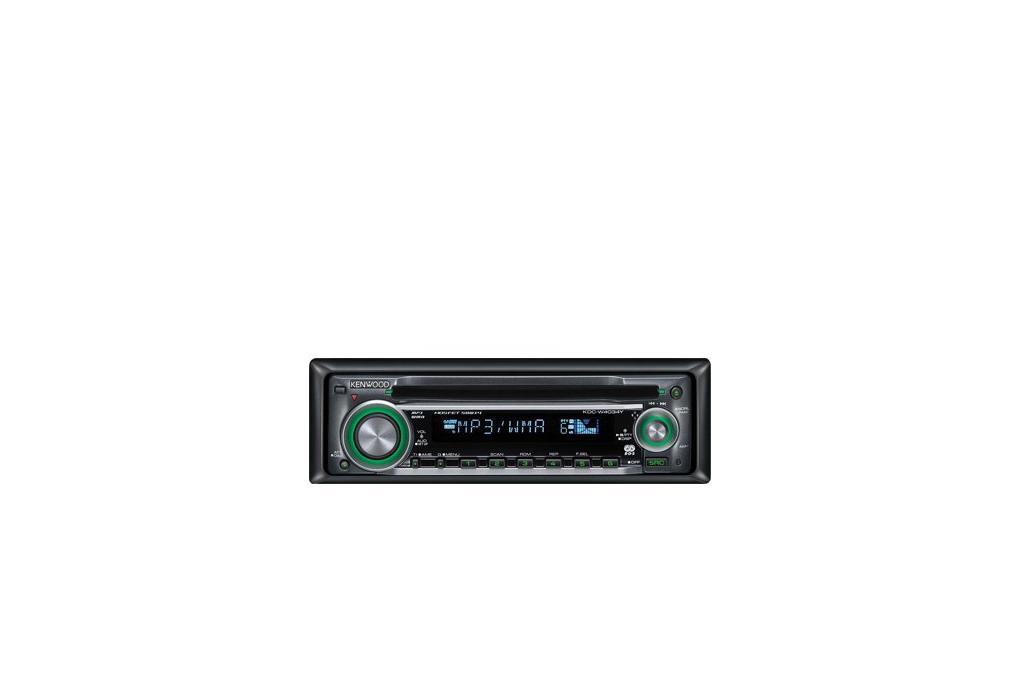 KDC-W4034GY