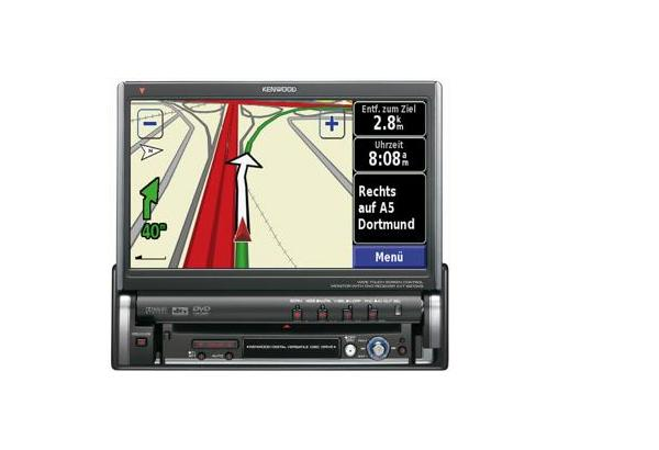 car multimedia KVT DVD