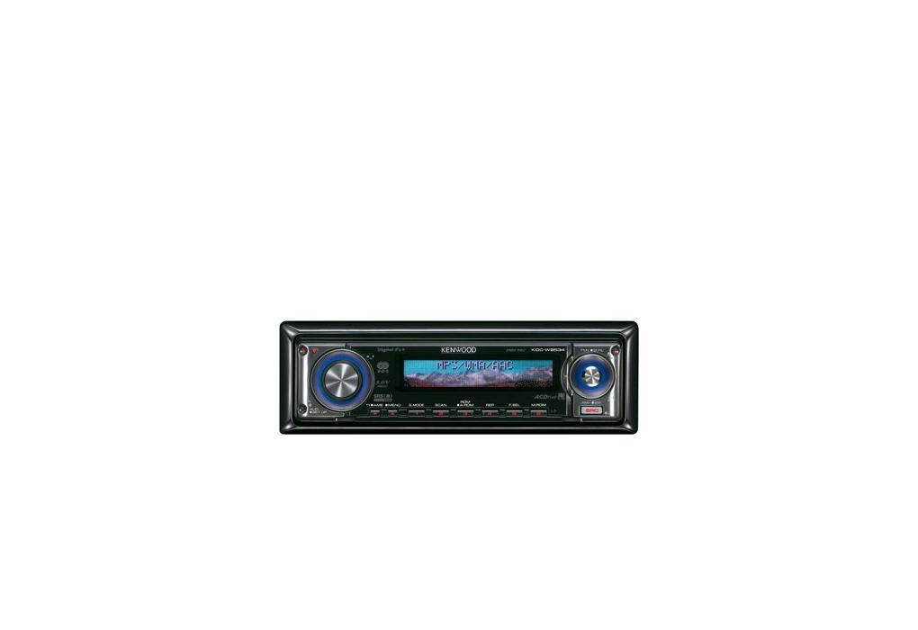 KDC-W8534