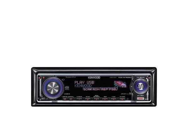 KDC-W7534U