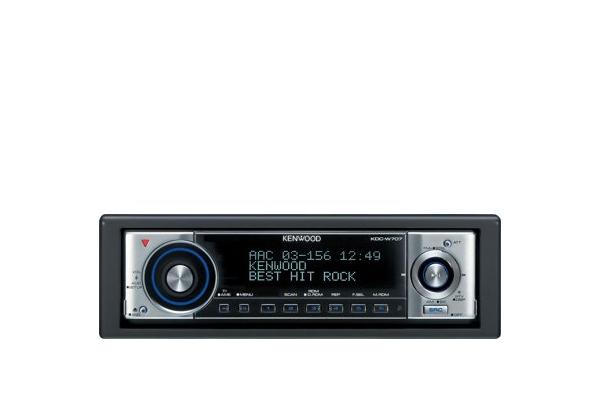iPod/iPhone Car Stereo • KDC-W707 Specifications • KENWOOD UK