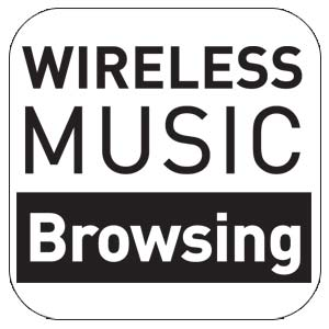 Bluetooth wireless music browsing