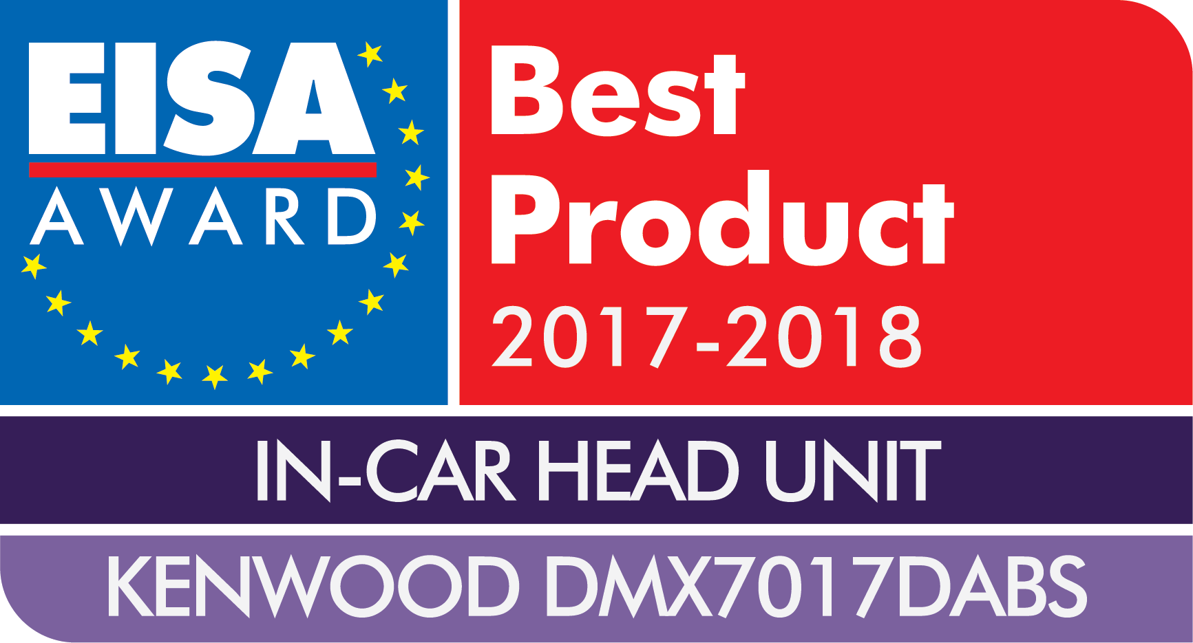 EISA-Award DMX7017DABS