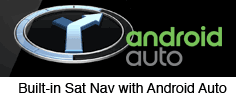 Kenwood Android Auto Sat Nav Systems