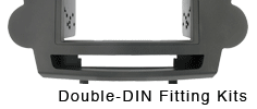 2DIN fitting kit