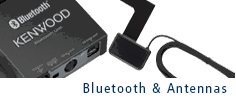 Bluetooth kits in-car antennas