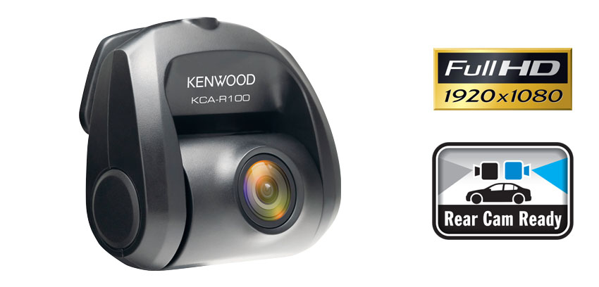 KCA-R100 rear view dash cam DRV-A501W