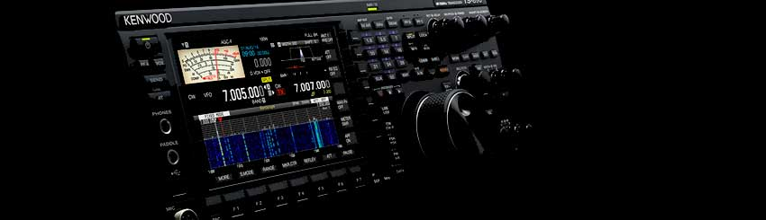 Kenwood TS-890S operability