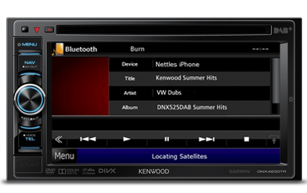 Bluetooth Kit Music Streaming