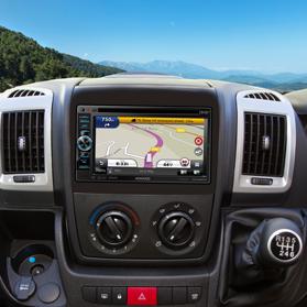 dnx450tr motorhome navigation system kenwood uk