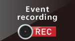 Dashcam event recording