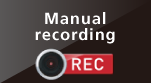 Dashcam manual recording