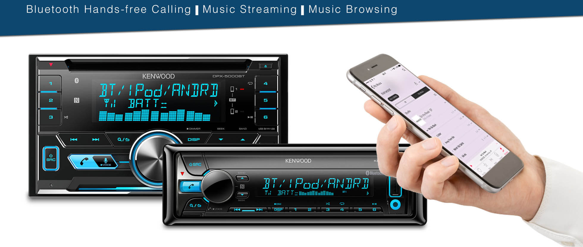 Car stereo with bluetooth hands free calling kits uk 12