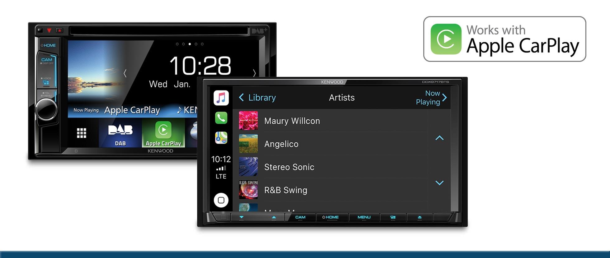 Dmx7017dabs Apple Carplay Digital Media System Kenwood Uk Car Stereo Wiring Harness Diagram File Detail