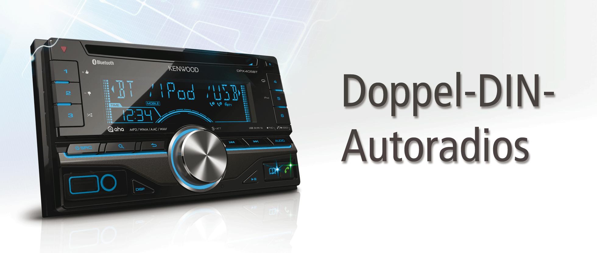 2-DIN-Autoradios • DPX-5000BT Ausstattung • Kenwood Deutschland