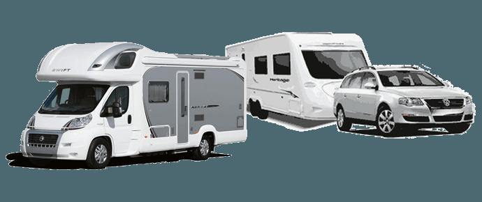 Motorhome, Camper Vans, Caravan, Leisure