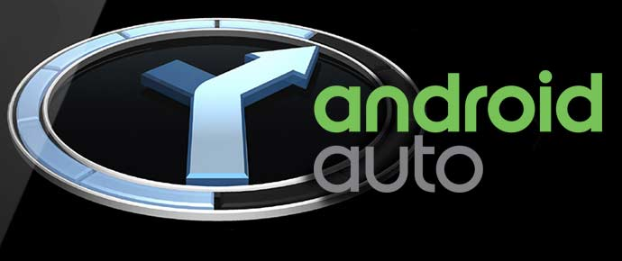 Built-in Sat Nav & Android Auto