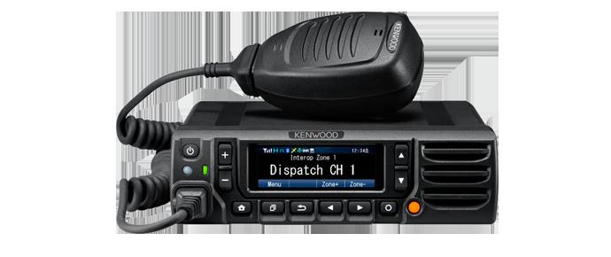 Digital Mobiles Radios