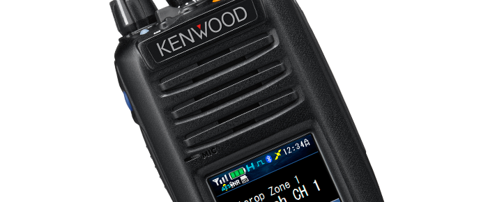 Digital Hand Portable Radios