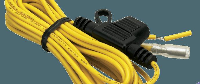 Cables, Leads, Connectors