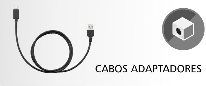 Cabos adaptadores de produto