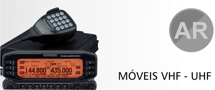Móveis VHF / UHF