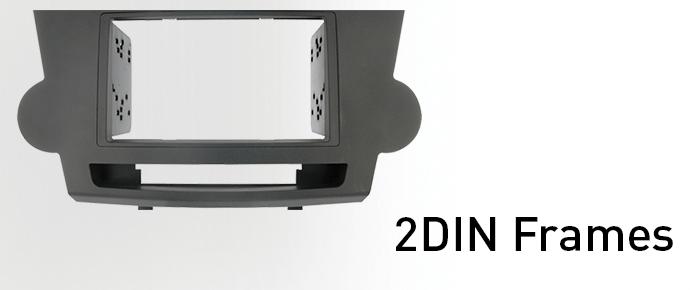 Dubbel-DIN Frames