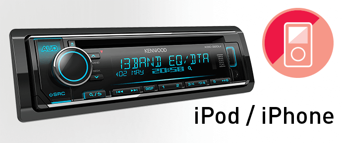iPod/iPhone Receivers