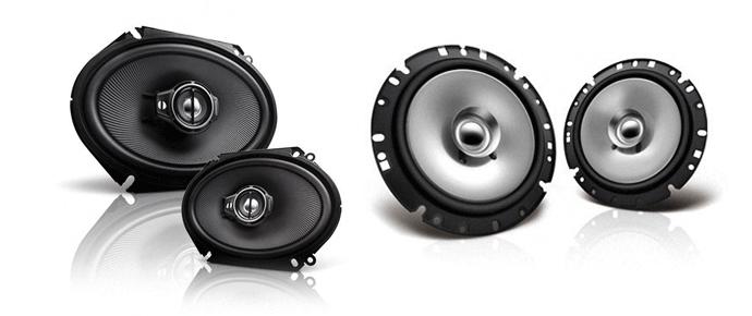 Lautsprecher KFZ-spezifisch