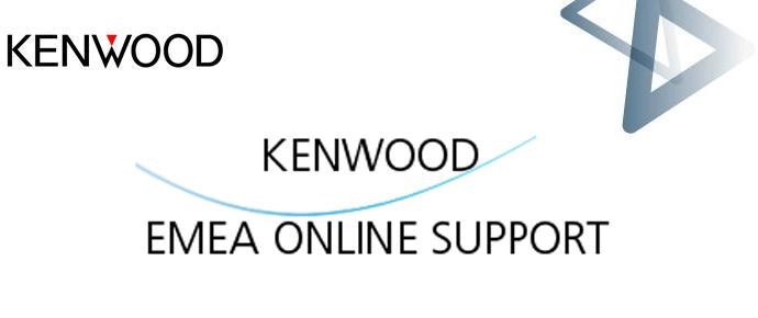 EMEA - Support en ligne